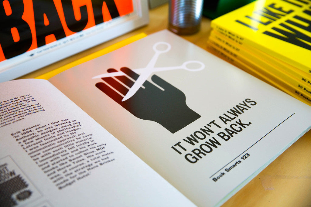 Design Week Portland | Schoolhouse Presents: Anthony Burrill