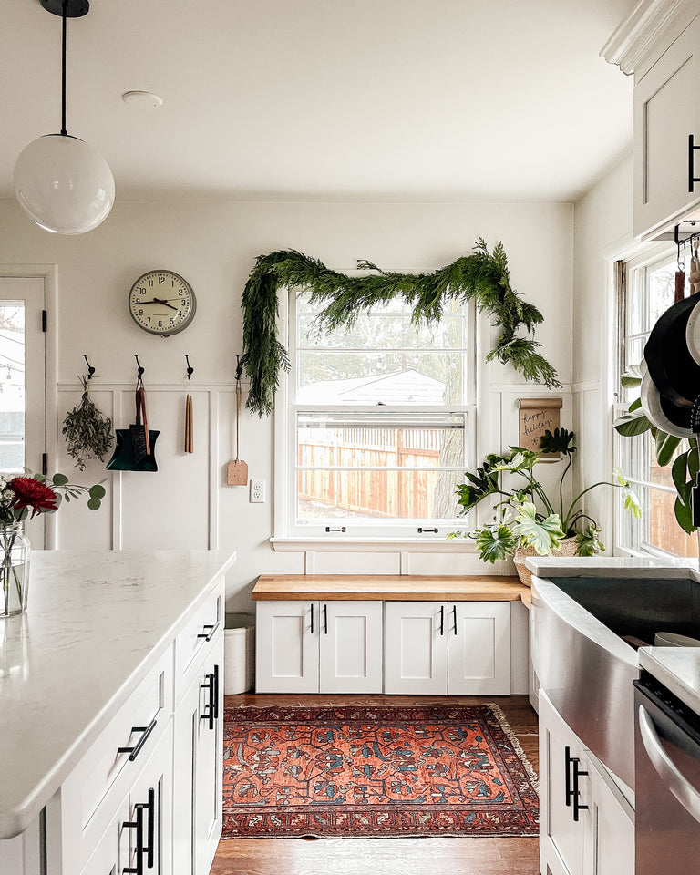 Holiday Home Tour: Chelsea Mohrman in Columbus, Ohio