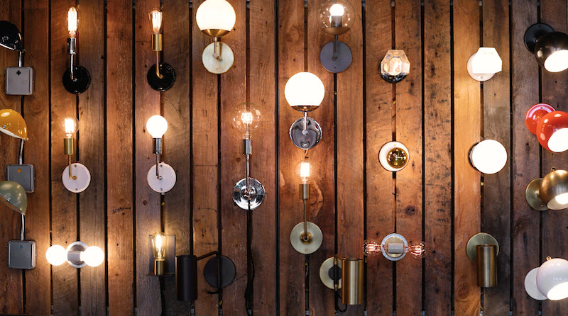 Light It Up: Schoolhouse Wall Sconces