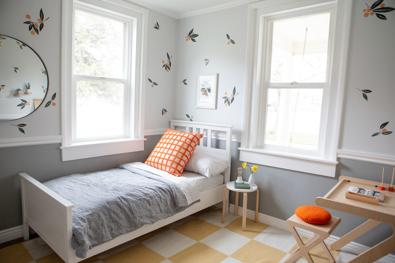 Before & After: Kids Bedroom Makeover