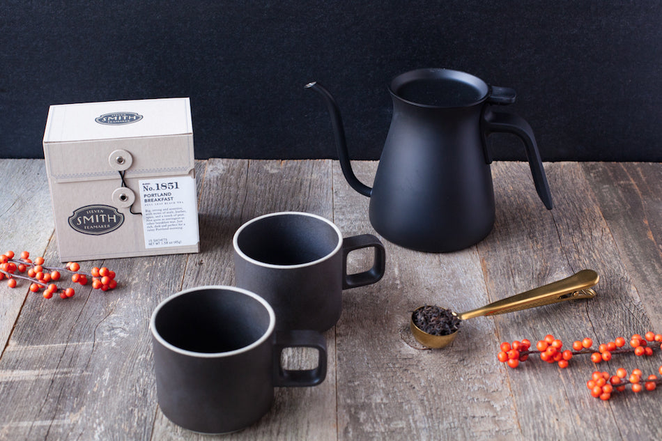 5 Days of Giveaways: Brew Guide with Smith Teamaker
