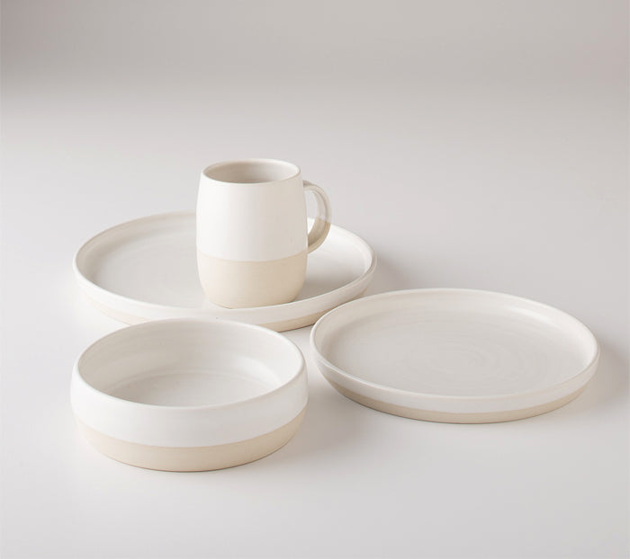 Shown Above Potters Dinnerware & Slow Studio | Schoolhouse