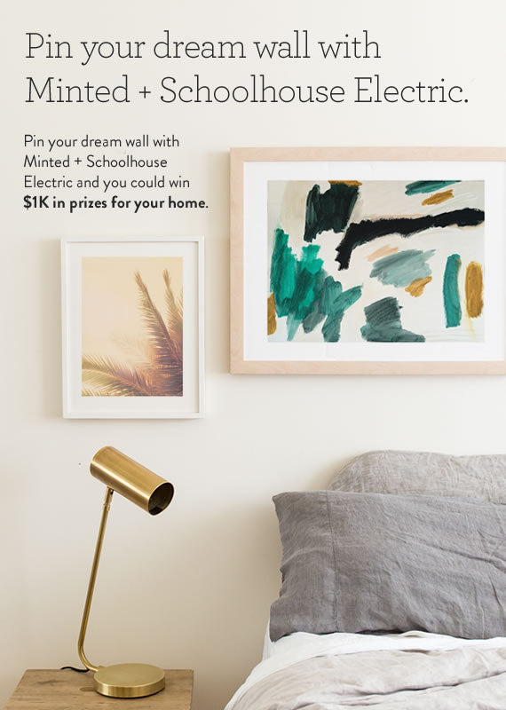 Contest: Pin Your Dream Wall | Schoolhouse