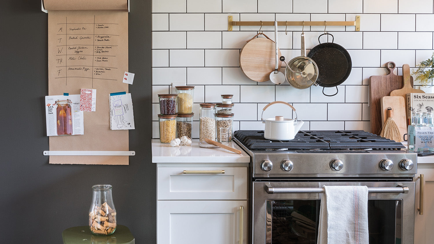 New Kitchen + Dining | Schoolhouse