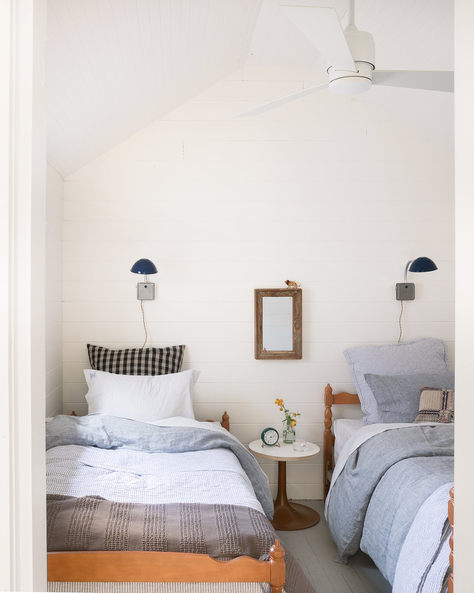 How-To: Proper Wall Sconce Placement | Schoolhouse