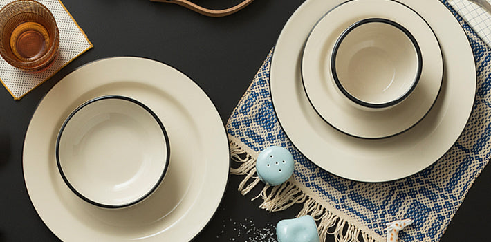 American made dinnerware built to last