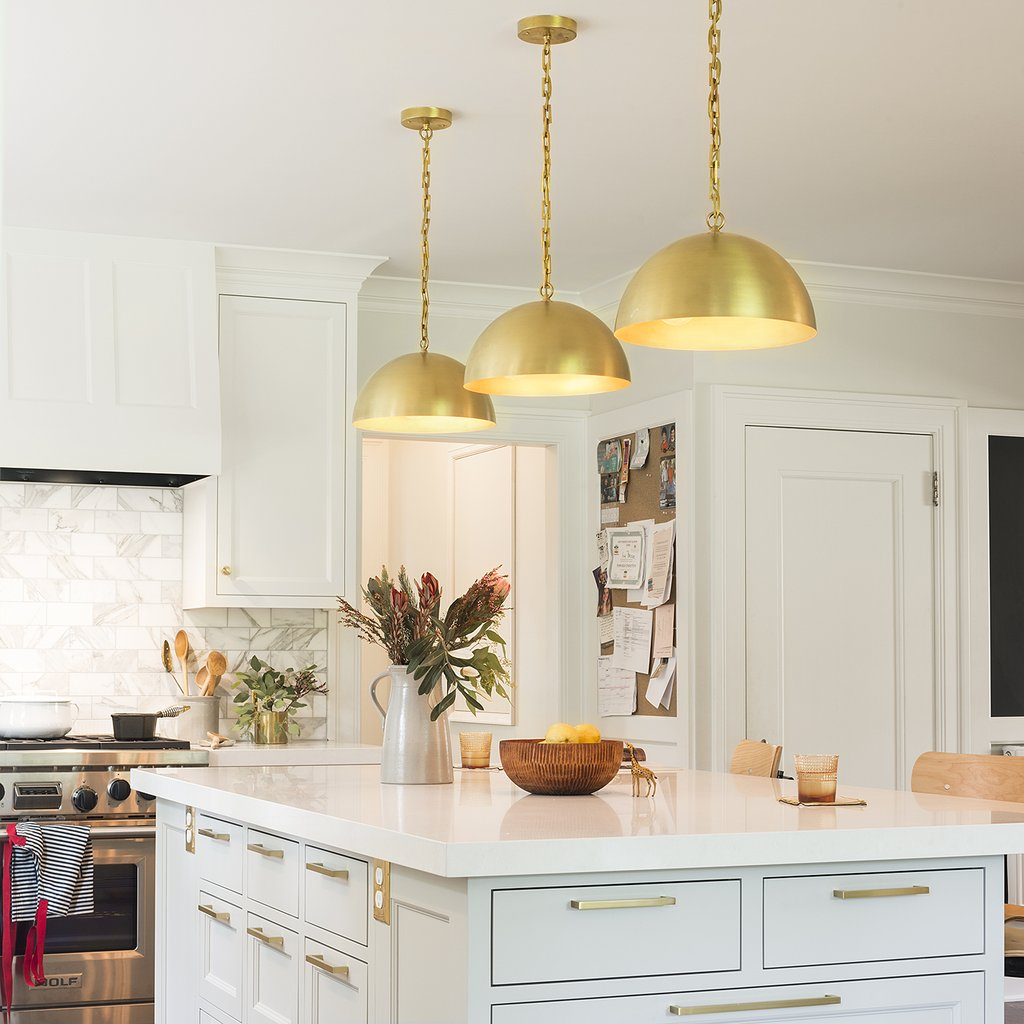 How To Hang Pendants Chandeliers Schoolhouse 101