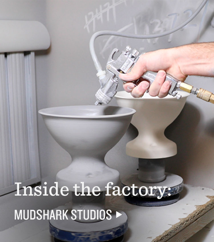 Inside the factory: Mudshark