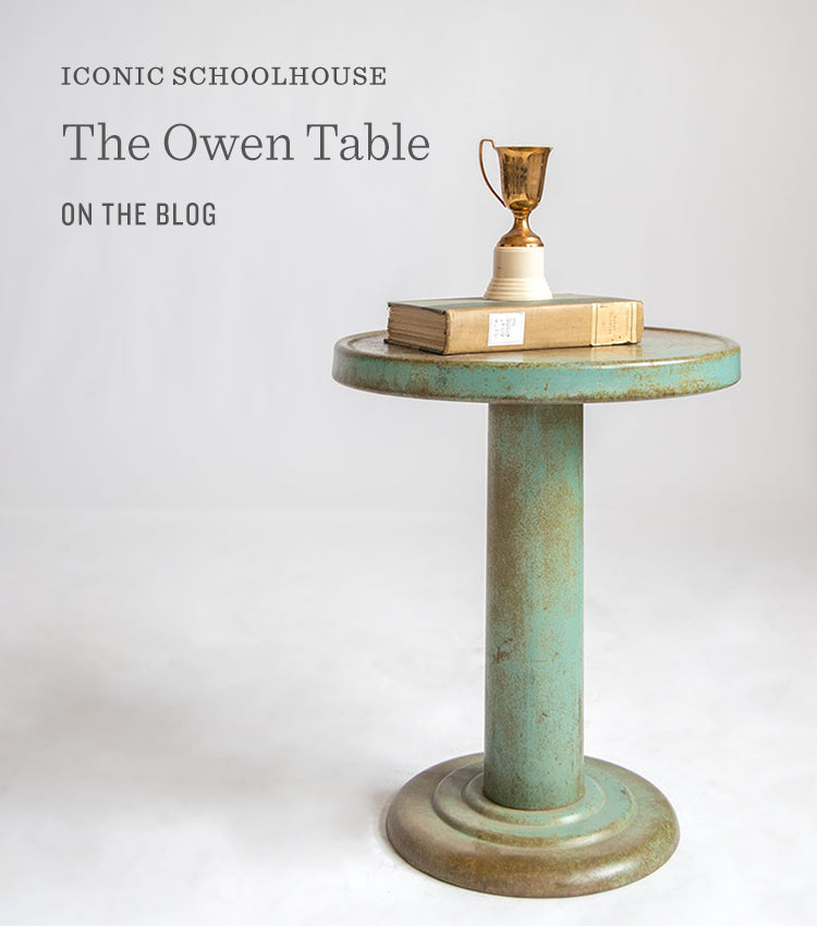 Iconic Owen Table