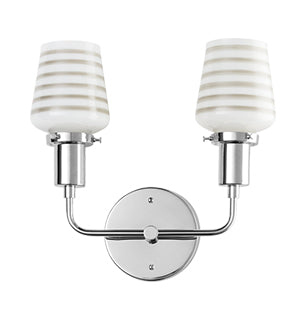 Abrams Double Sconce 2.25""