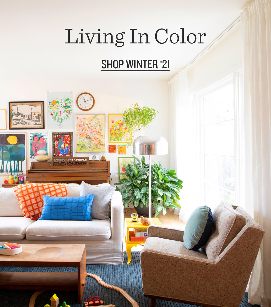 In Living Color Winter 21