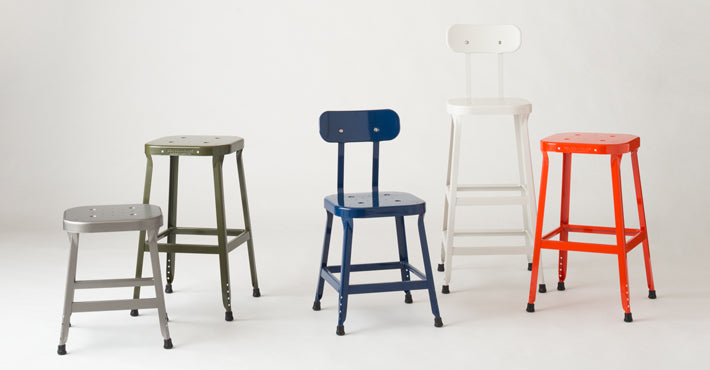 Chairs + Stools
