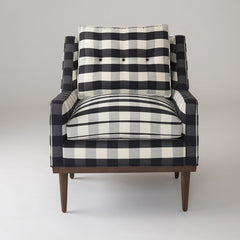 Jack Chair - Windowpane Plaid Chairs - Schoolhouse Electric & Supply Co.