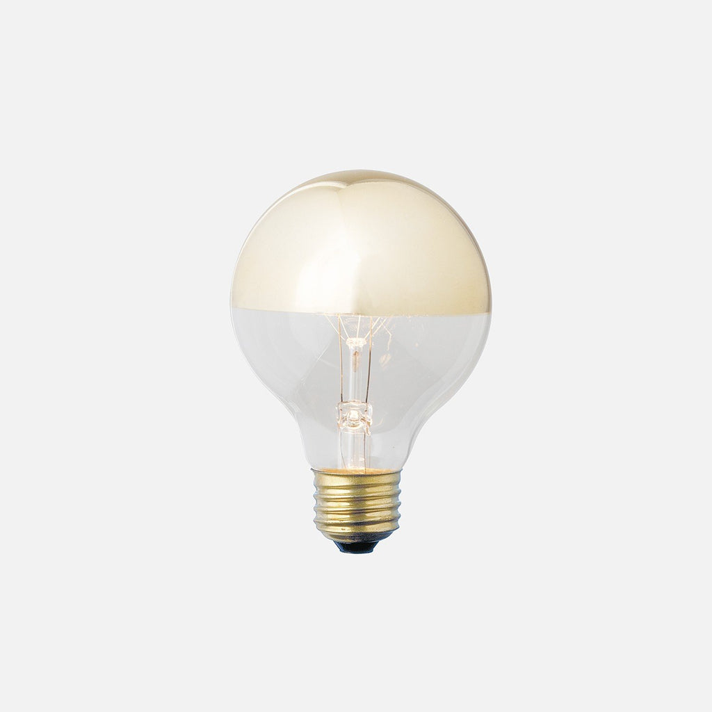 G25 Gold Tip Bulb | Schoolhouse Electric