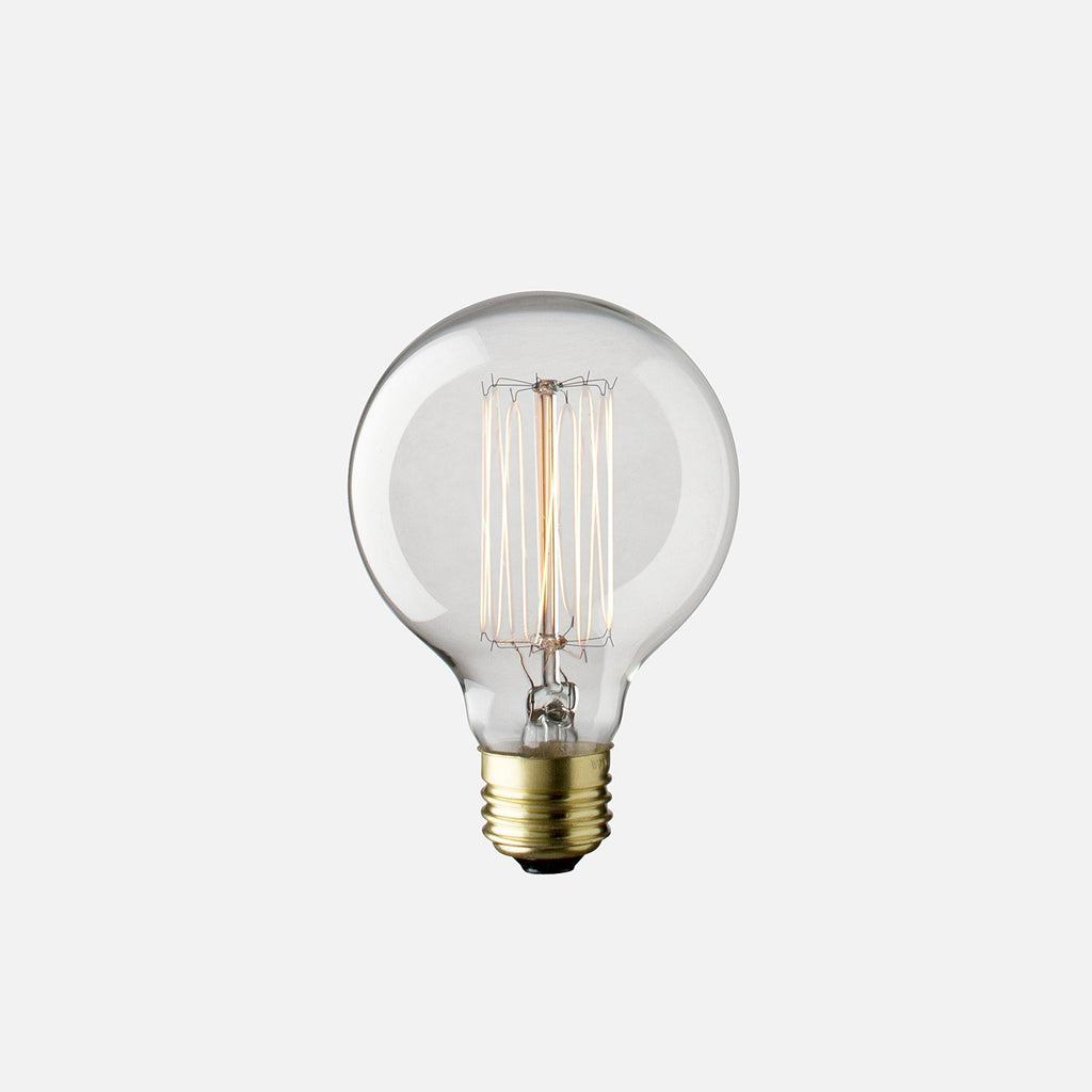 G80-15 Clear Bulb Light Bulbs - Schoolhouse Electric & Supply Co.