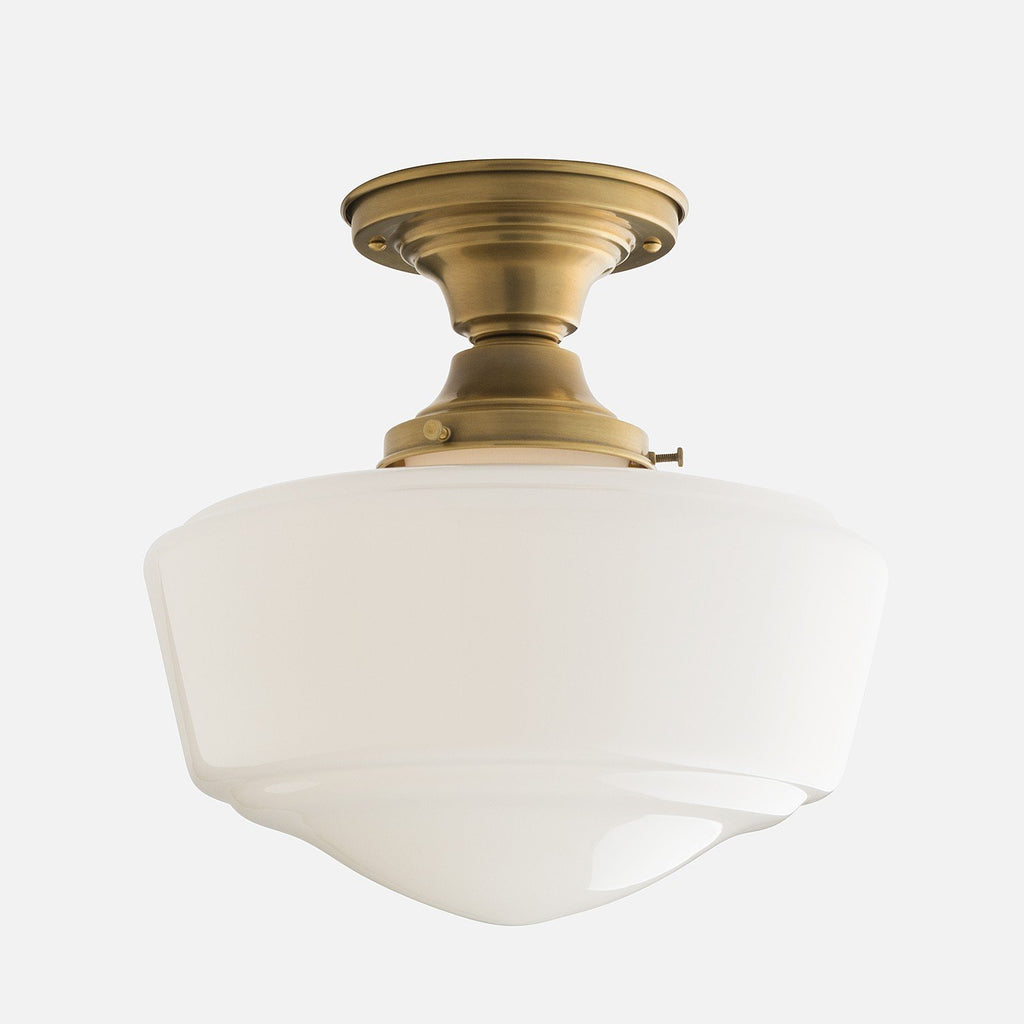 "Newbury 4"" Surface Mount Fixtures - Schoolhouse Electric & Supply Co."