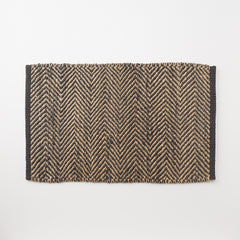 Herringbone Door Mat