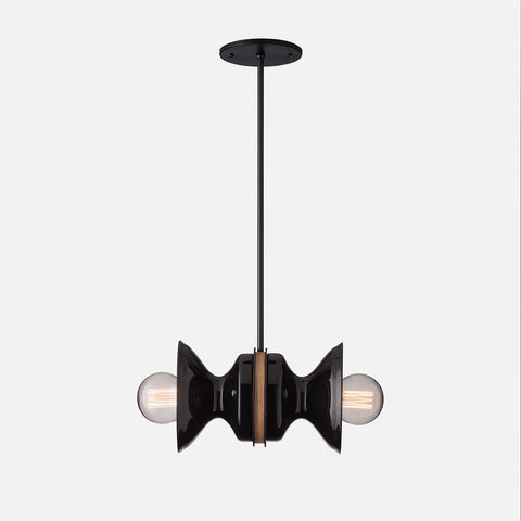 lights fixture interesting exciting pendant light double dome black
