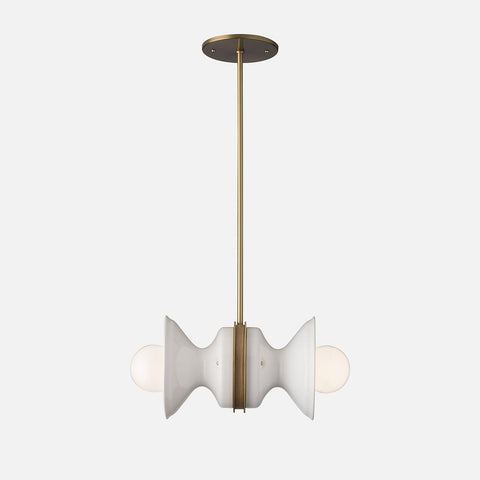 Pendant lights mid century modern ceiling fixtures schoolhouse aloadofball Gallery