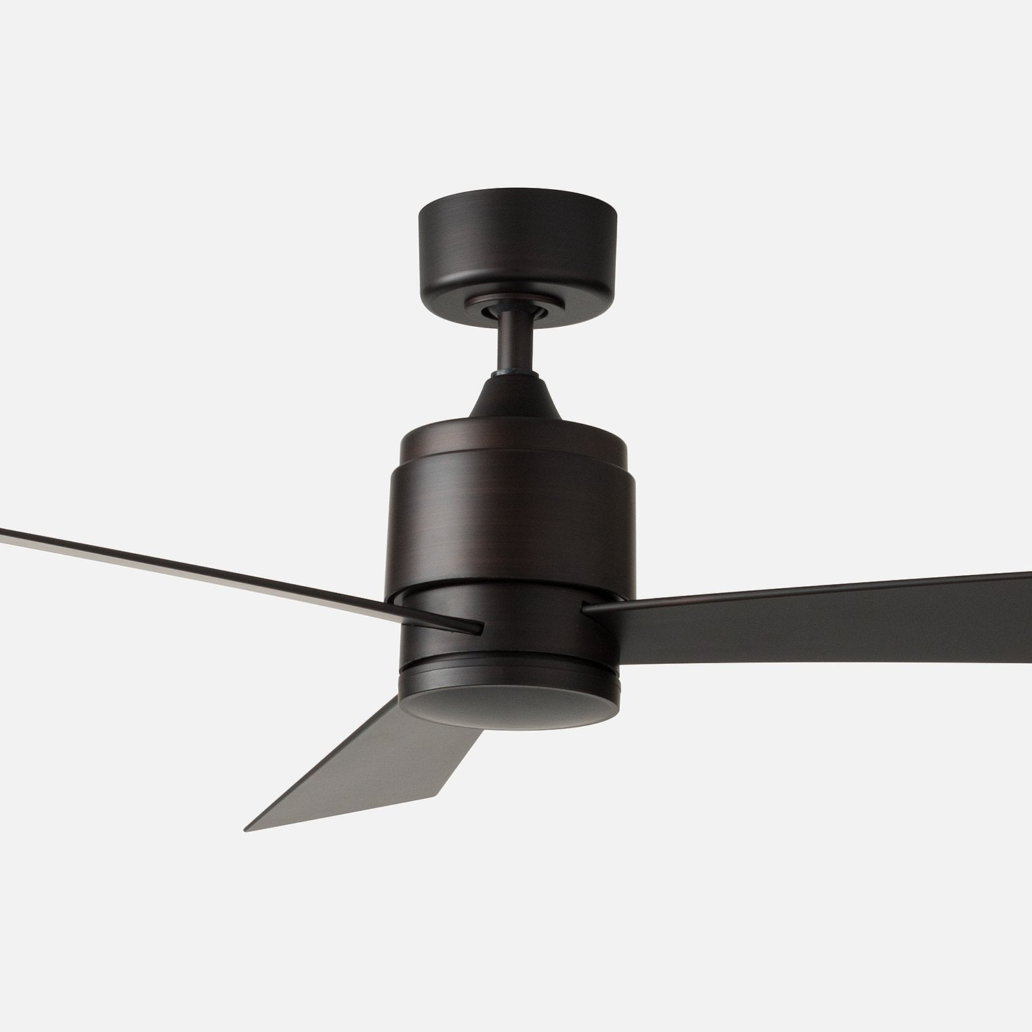 Zonix 52 led ceiling fan dark bronze schoolhouse zonix 52 aloadofball Choice Image