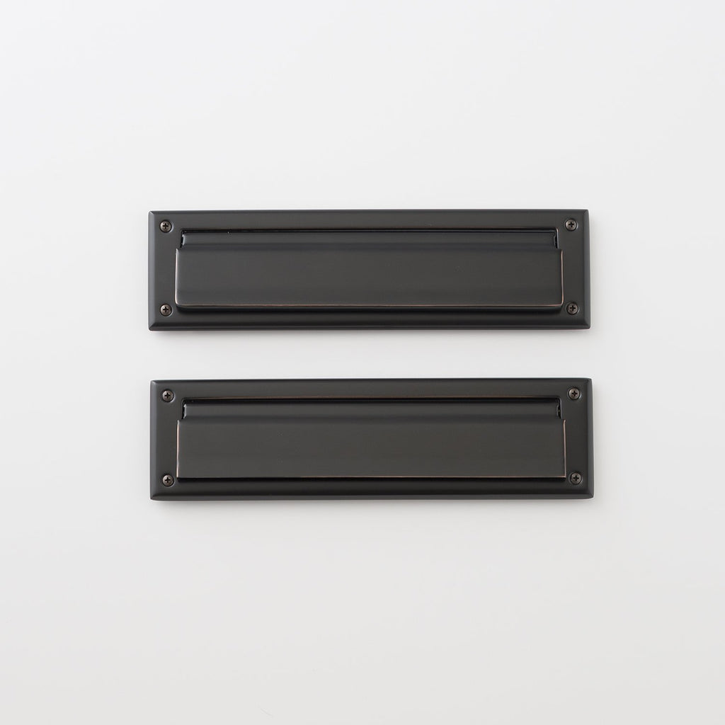 Mail Slot Oil Rubbed Bronze Schoolhouse