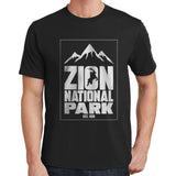 Zion National Park T Shirt