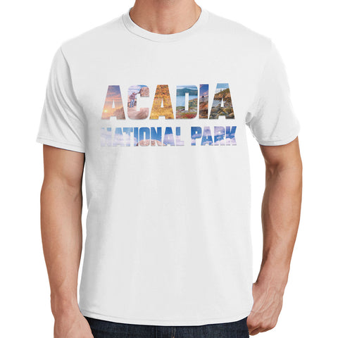 Acadia National Park T Shirt