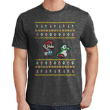 600 - Super Mario Ugly Christmas Shirt