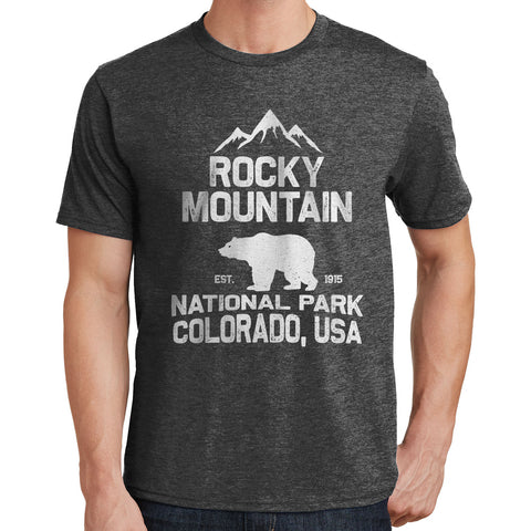 Rocky Mountain National Park T Shirt