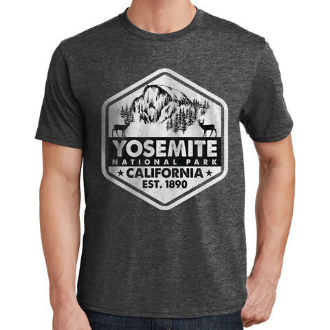 Yosemite National Park T Shirt