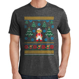 596 - Ugly Mario Christmas Sweater