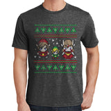 599 - Legends of Zelda Ugly Christmas Shirt