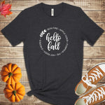 Hello Fall T Shirt