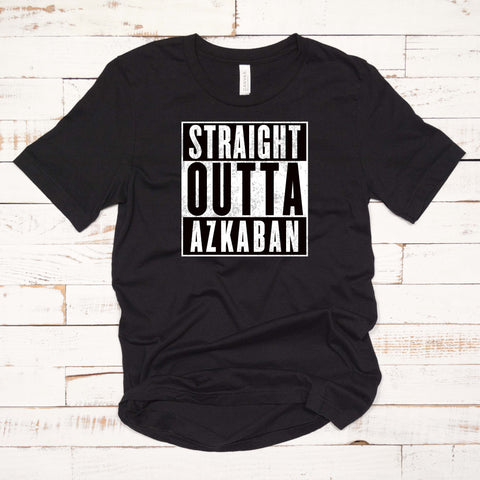 Straight Outta Azkaban T Shirt