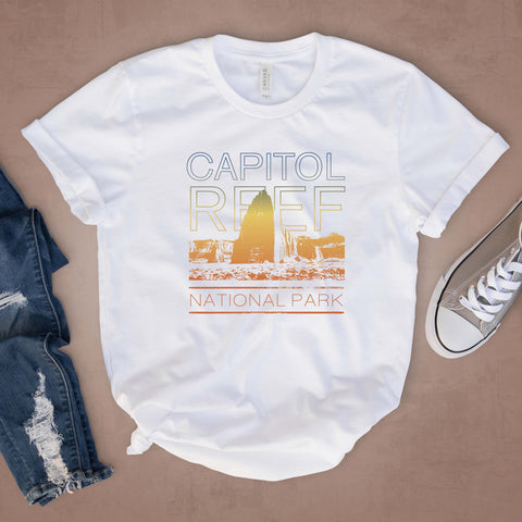 Capitol Reef National Park T Shirt
