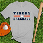 Tigers Baseball Detroit T Shirt