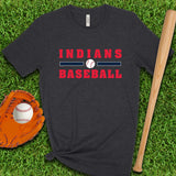 Indians Baseball Detroit T Shirt