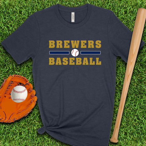 Brewers Baseball Milwaukee T Shirt