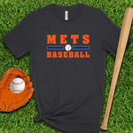 Mets Baseball New York T Shirt