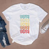 VOTE VOTE VOTE 2020 Presidential Election T Shirt