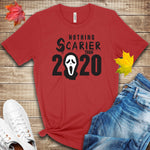 Nothing Scarier than 2020 Halloween T Shirt