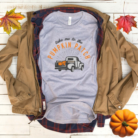 Take me to the Pumpkin Patch T Shirt