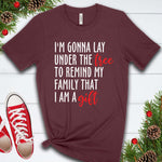 Im Gonna Lay Under the Tree T Shirt