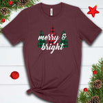 Merry & Bright T Shirt