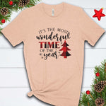 Its the Most Wonderful Time of the Year T Shirt