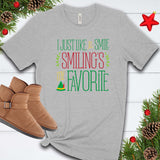 I Just Like Smile T Shirt