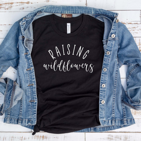 Raising Sunflowers T Shirt