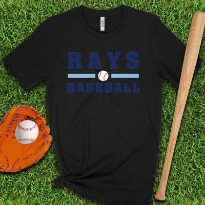 Rays Baseball Tampa Bay T Shirt