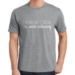 I'm Not Anti Social T Shirt