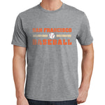 San Francisco Baseball T Shirt